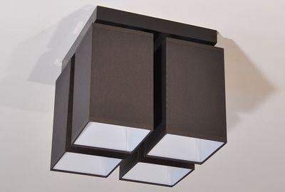 Designer Decken Leuchte Lampe Retro Deckenleuchte Büro E27 Power LED New York 20 – Bild 2