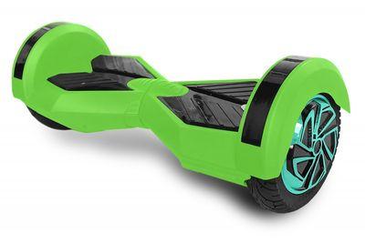 BLUETOOTH 8 Zoll Hover Elektro Balance Board E-Skateboard Roller Hover-Skateboard – Bild 3