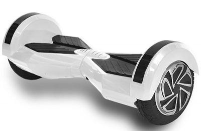 BLUETOOTH 8 Zoll Hover Elektro Balance Board E-Skateboard Roller Hover-Skateboard – Bild 6