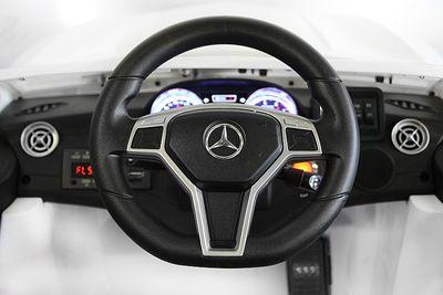 MERCEDES BENZ AMG CLA45 LED Kinder Elektro Auto 2x 25W 12V 2.4G RC – Bild 7