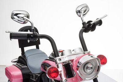 Kinder Elektromotorrad Chopper Harley Pit Cross Bike Motorrad ct – Bild 9