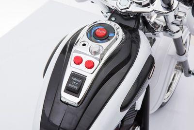 Kinder Elektromotorrad Chopper Harley Pit Cross Bike Motorrad ct – Bild 23