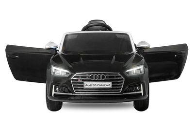 NEU Audi S5 Kinderfahrzeug Elektro Auto 2x35W 12V MP3 mit Fernsteuerung – Bild 5