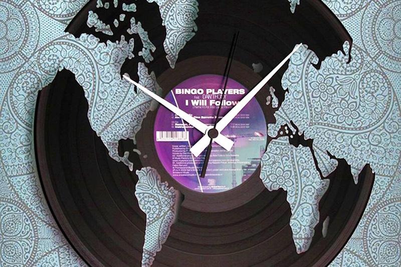 Disc'o'Clock