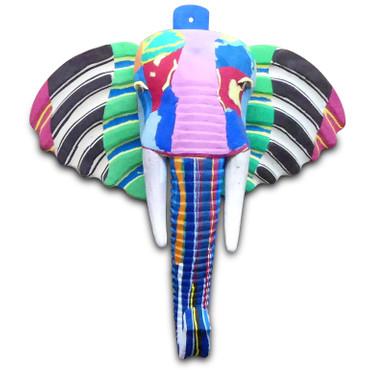 Wall Art Elefant - aus FlipFlops