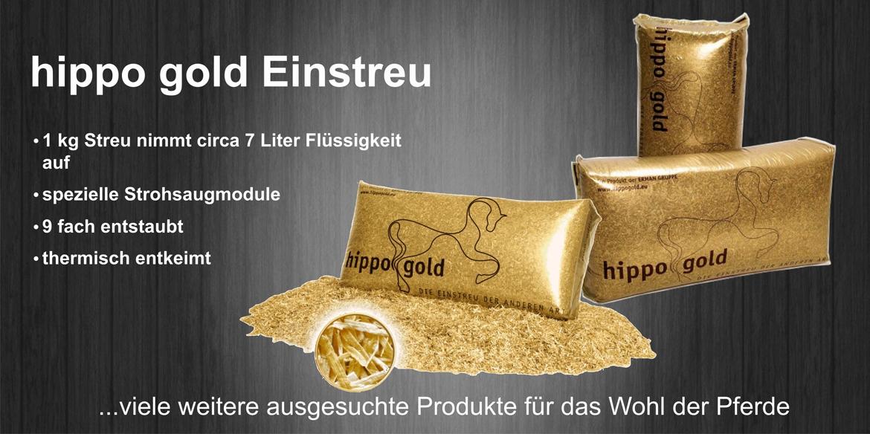 hippo gold Stalleinstreu