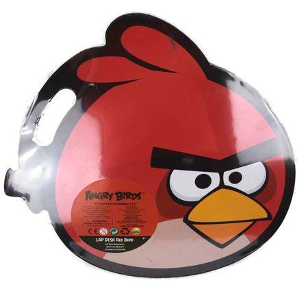 Angry Birds Red Kissen Tablett Tablettkissen Sofatablett – Bild 1