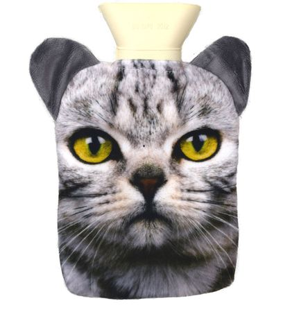 Wärmflasche mit Hunde und Katzen Motiven – Bild 6