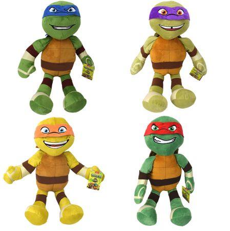 Ninja Turtles Plüsch Puppe Plüschfigur Kuscheltier Teddy Stofftier 48cm