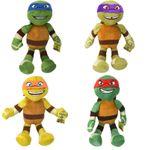 Ninja Turtles Plüsch Puppe Plüschfigur Kuscheltier Teddy Stofftier 48cm 001