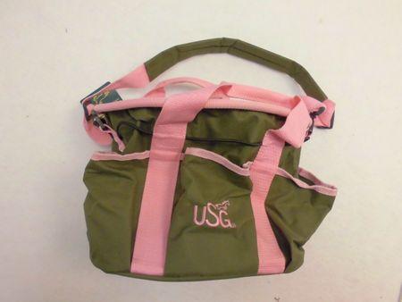 USG Pferdeputztasche Putztasche Pferdeputzbeutel Putzbeutel große Farbauswahl  – Bild 8