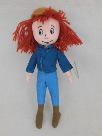 Bibi Blocksberg Tina Puppe Stofftier Kuscheltier Plüschtier Teddy 30cm