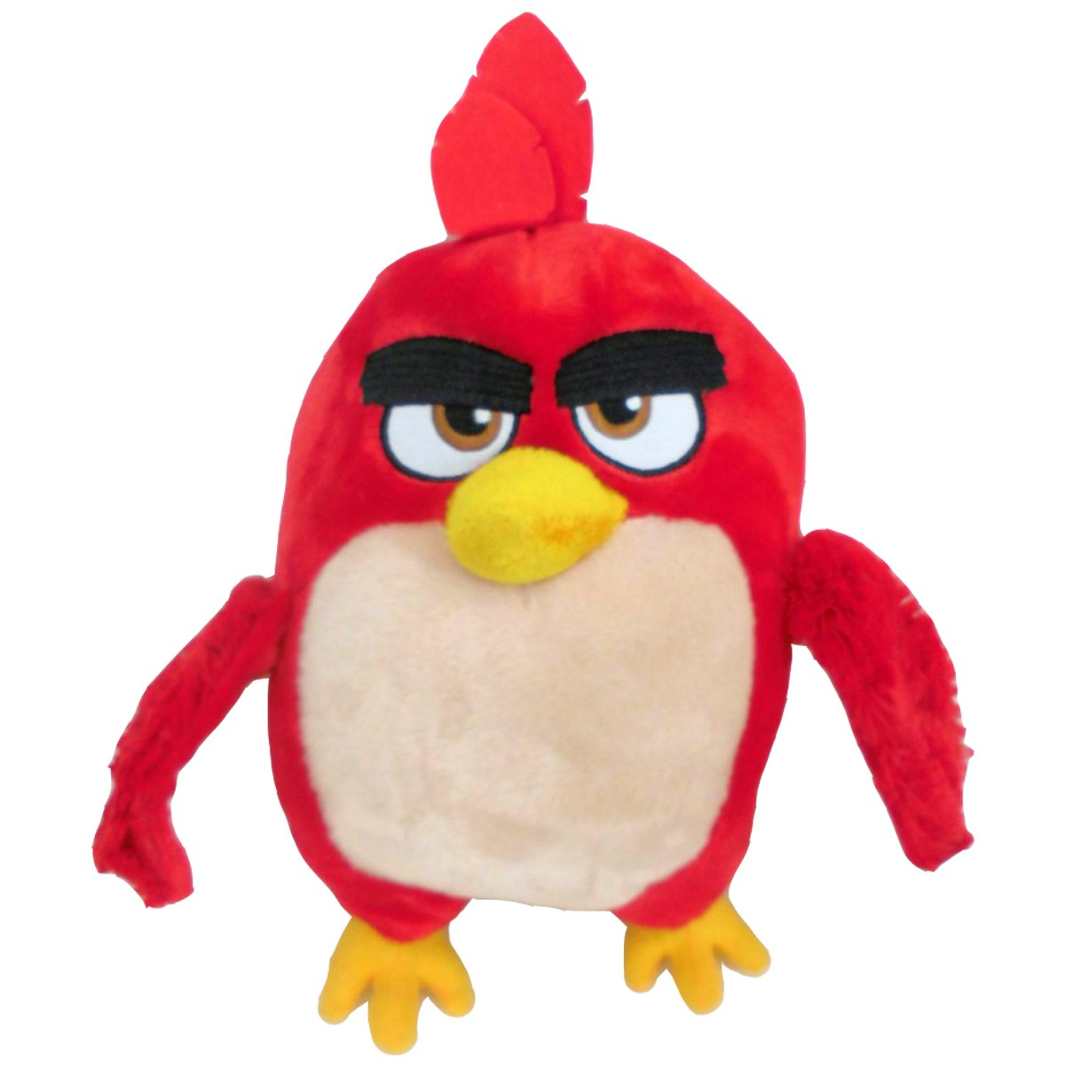 angry birds red pl schfigur pl sch kuscheltier puppe stofftier teddy 34cm. Black Bedroom Furniture Sets. Home Design Ideas