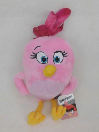 Angry Birds Stella Plüschfigur Plüsch Kuscheltier Puppe Stofftier Teddy 38cm