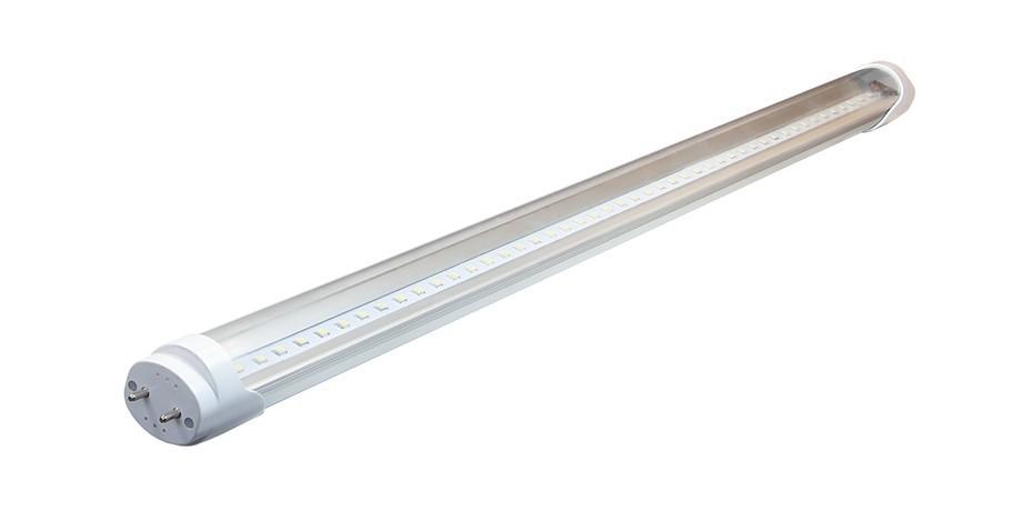 LEDVero 1x SMD LED Röhre / Tube Leuchtstoffröhre T8 G13 transparent Abdeckung - 160 cm, 28 W, 2800lm- montagefertig – Bild 1