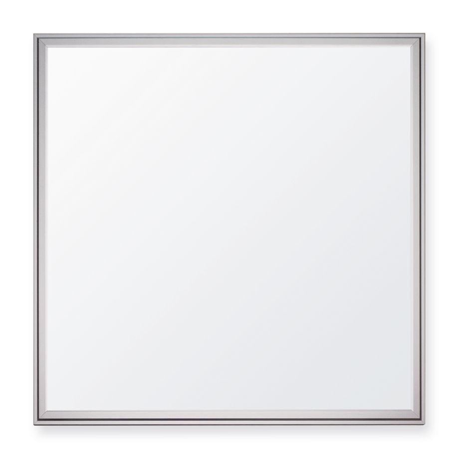 LEDVero 1er Set 60x60cm Ultraslim LED Panel dimmbar  36W, 3000lm, 4500K Deckenleuchte mit Befestigungsclips und EMV2016 Trafo -Neutralweiß- Energieklasse A – Bild 1