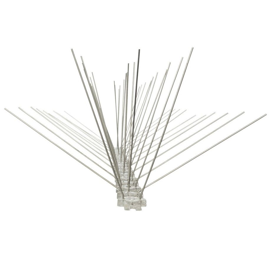 Pigeon Spikes 5-row on Polycarbonate Base – Bild 9