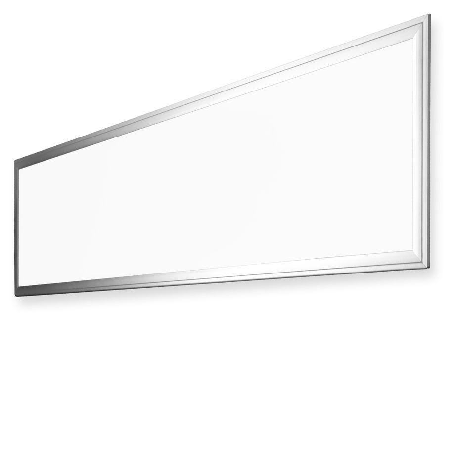 LEDVero 2er Set 120x30cm Ultraslim LED Panel dimmbar  36W, 3000lm, 4500K Deckenleuchte mit Befestigungsclips und EMV2016 Trafo -Neutralweiß- Energieklasse A – Bild 1