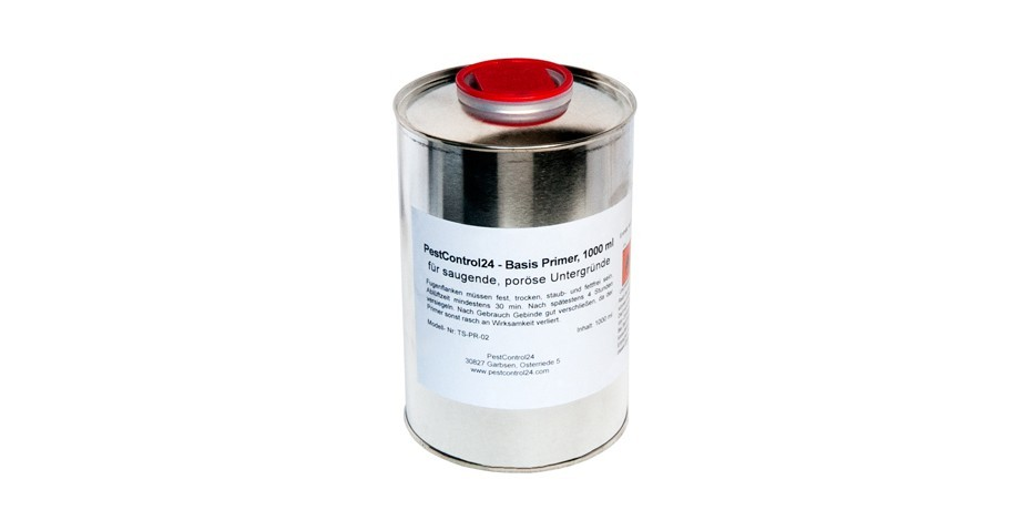 Basis Primer 1000ml - high quality primer for  installation of pigeon spikes – Bild 1