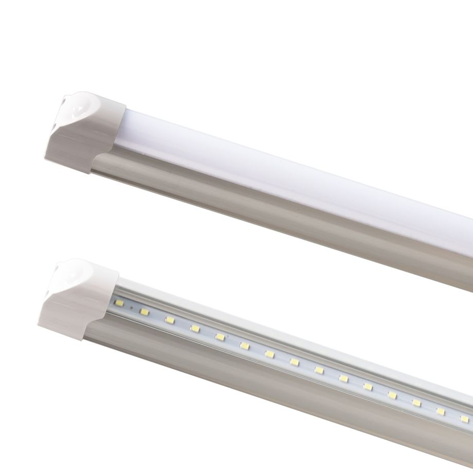 1 25x ledvero t5 leuchtstoffr hre led tube komplett lichtleiste r hrenlampe ebay. Black Bedroom Furniture Sets. Home Design Ideas