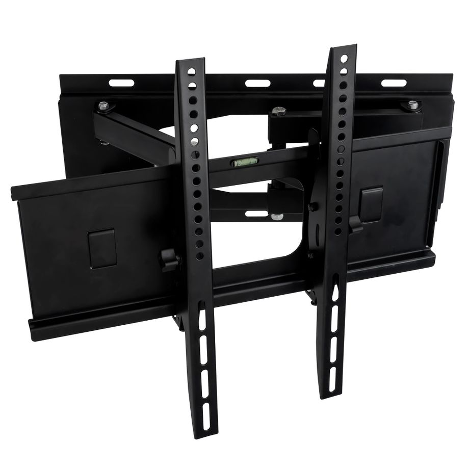 Nemaxx SK05 TV Wandhalterung für LCD LED Plasma Fernsehen Monitor neigbar/ schwenkbar - max. VESA 400x400 / von 23 bis 47 Zoll bzw. 58 bis 119,4 cm - Schwarz – Bild 1