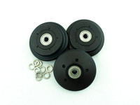 SKATER Mini spare wheel set 001