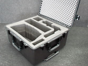 Trolley case for PS-Freestyle 3D Rig and accessories