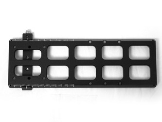 Camera plate for ARRI Alexa (mounting onto Steadicam, Betz rigs, etc and PS-Freestyle Rig)