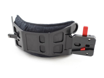 PS-Essentials Quicklock Shoulder Pad, leather – Image 1