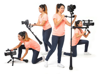 ProShot DSLR Sport 4-in-1 Camera Rig – Image 2