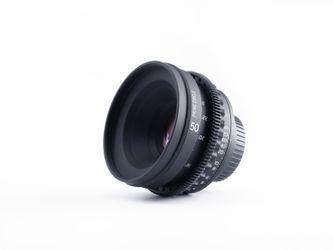 PrimeCircle XE 50mm   f1.4 lens