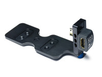 LockPort 5 HDMI port protection kit for 5D, front adapter