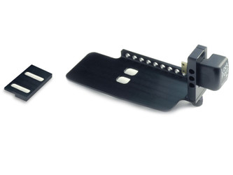 LockPort Universal Z port protection kit for 5D 7D, rear adapter
