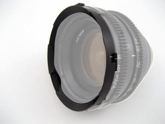 Frontring Adapter 80mm auf 87mm für PS-Rehoused Cooke Speed Panchro Objektive – Bild 2