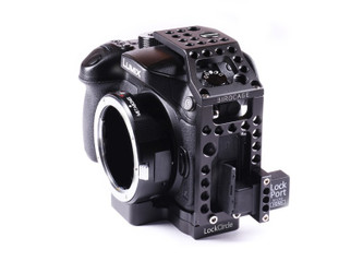 Metaplate GH4 M-Riser High for using a MetaBones Mount with the Birdcage – Image 2
