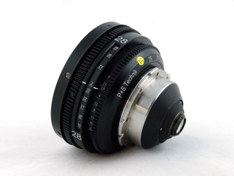 PS-Rehousing for Schneider (35) Cine-Xenon 28mm f2.0, PL, meter