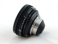 PS-Umbau für Schneider (35) Cine-Xenon 40mm f2.0, PL, Meter 001