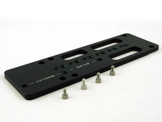 PS-Essentials adapter plate to 35mm Cine bridge plate