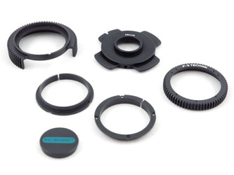 gear set focus and iris and IMS Mount for MeVis 16mm
