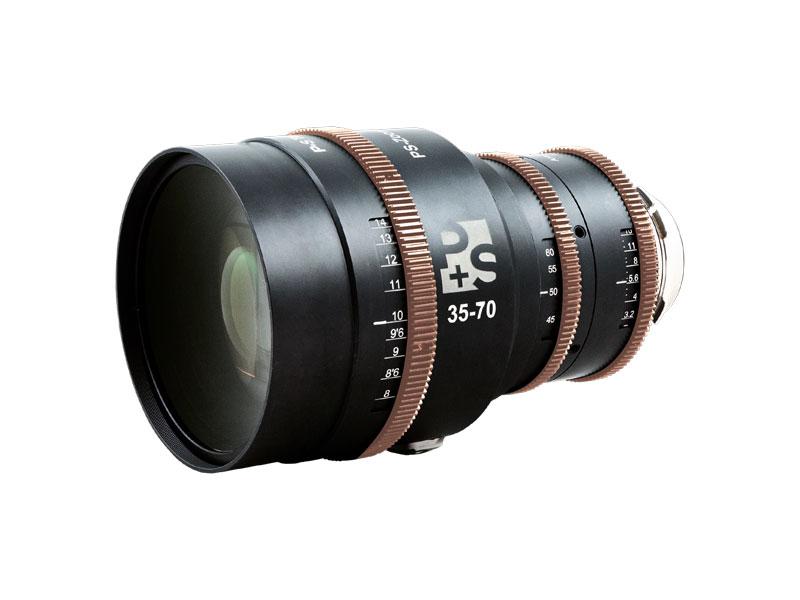 TECHNOVISION Classic 1.5X 35-70mm Objektiv, PL-Mount Objektive Zoom ...