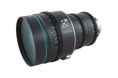 PS-Zoom 35-70 CS, T3.2 lens, PL – Image 1