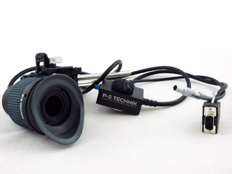 SI-2K Electronic viewfinder, incl. Holder, eyepiece, eyecup and cables – Image 1