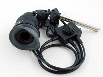 SI-2K Electronic viewfinder, incl. Holder, eyepiece, eyecup and cables – Image 2