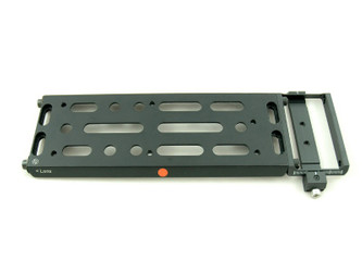 "Camera plate, compatible with Sachtler products, similar to 8"" camera plate"