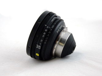 PS-Rehousing for Schneider (35) Cine-Xenon 35mm f2.0, PL, feet – Image 1