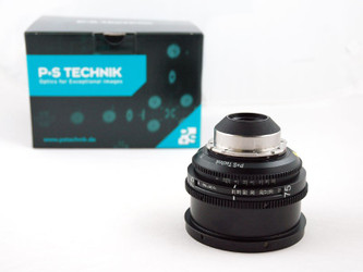 PS-Rehousing for Schneider (35) Cine-Xenon 75mm f2.0, PL, feet – Image 2