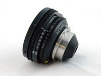 PS-Rehousing for Schneider (35) Xenon 40mm f2.0, PL, meter