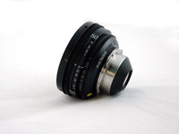 PS-Rehousing for Schneider (35) Xenon 50mm f2.0, PL, meter