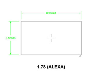 Ground Glass UDF 1,78 (Alexa)