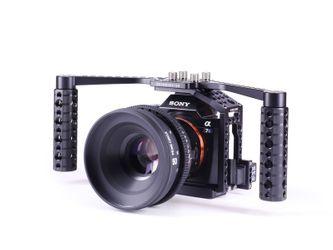 Birdcage A7 Kit Plus mit Twin Baseplate, integriertem LockPort HDMI und BoomBooster – Bild 2